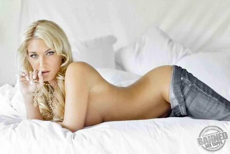 Sorry, all Brooke hogan ass naked consider