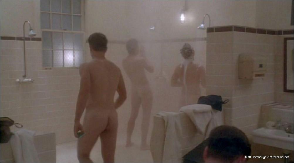 Agree, the nude matt damon interesting. Prompt